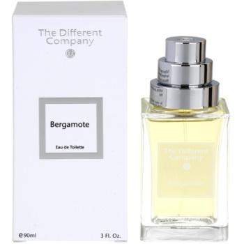 The Different Company Bergamote eau de toilette pentru femei 90 ml reincarcabil
