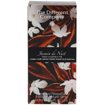 The Different Company Jasmin de Nuit Eau de Parfum for Women  Refillable 4