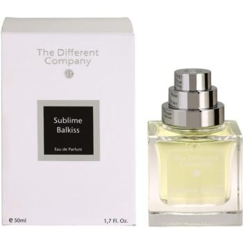 Fotografie The Different Company Sublime Balkiss parfemovaná voda pro ženy 50 ml