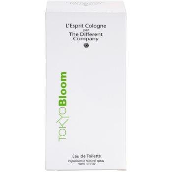 The Different Company Tokyo Bloom Eau de Toilette unisex  reincarcabil 4