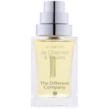 The Different Company Un Parfum De Charmes & Feuilles toaletna voda uniseks