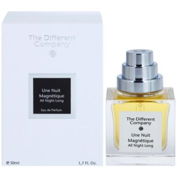 The Different Company Une Nuit Magnetique Eau de Parfum unisex imagine produs