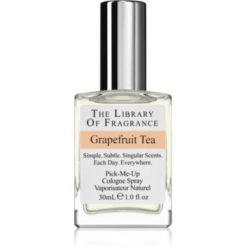 The Library of Fragrance Grapefruit Tea eau de cologne unisex