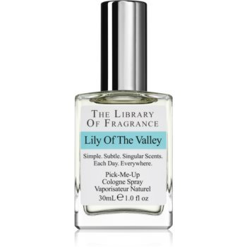 The Library of Fragrance Lily of The Valley eau de cologne pentru femei