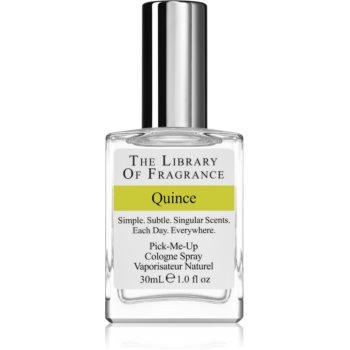 The Library of Fragrance Quince eau de cologne unisex