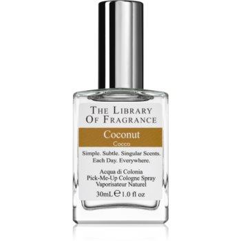 The Library of Fragrance Coconut eau de cologne pentru femei imagine