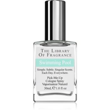 The Library of Fragrance Swimming Pool eau de cologne unisex