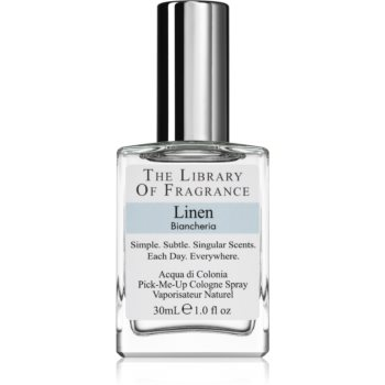 The Library of Fragrance Linen eau de cologne unisex