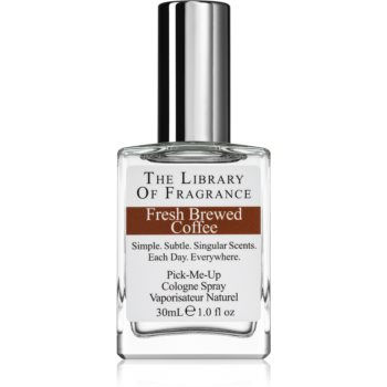 The Library of Fragrance Fresh Brewed Coffee eau de cologne unisex