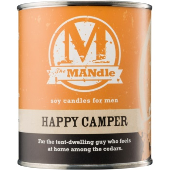 The MANdle Happy Camper lumanari parfumate 425 g