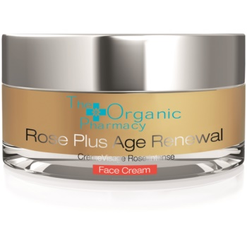 The Organic Pharmacy Anti-Ageing cremă facială regeneratoare anti-rid