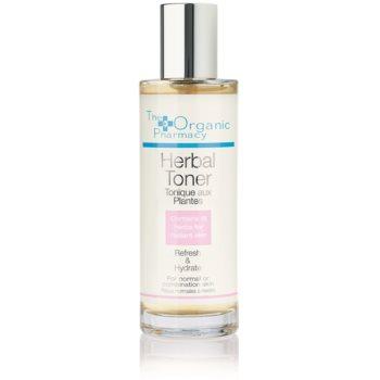 The Organic Pharmacy Skin tonic pentru fata pentru piele normala si mixta