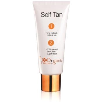 The Organic Pharmacy Sun samoopalovací krém na tělo a obličej 100 ml