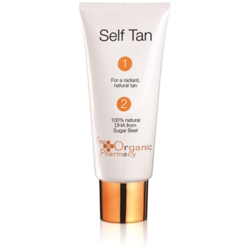 The Organic Pharmacy Sun crema autobronzanta corp si fata  100 ml