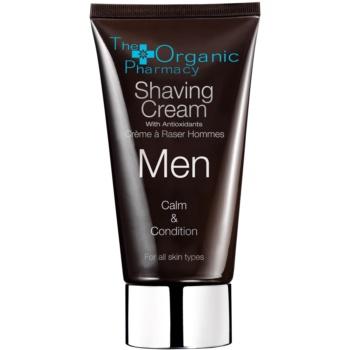 The Organic Pharmacy Men crema de barbierit