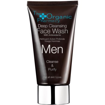 The Organic Pharmacy Men gel intens pentru curatare