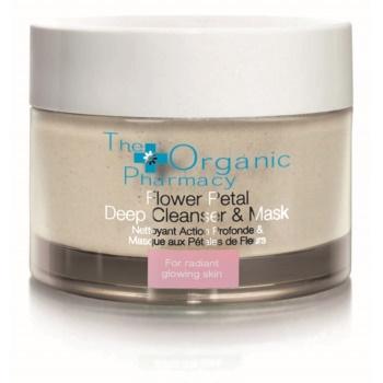 The Organic Pharmacy Skin masca pentru curatare in profunzime