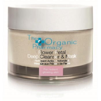 The Organic Pharmacy Skin masca pentru curatare in profunzime