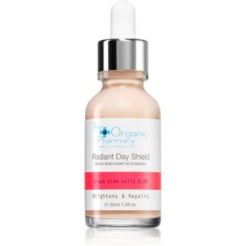The Organic Pharmacy Brightens & Repairs ser de zi pentru o piele mai luminoasa