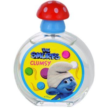 The Smurfs Clumsy Eau de Toilette pentru copii 1