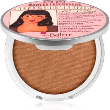 theBalm Betty - Lou Manizer bronzer si fard de ochi intr-unul singur imagine produs