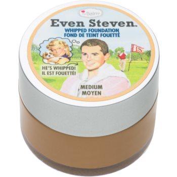 theBalm Even Steven fond de ten sub forma de spuma