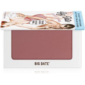 theBalm Big Date® fard de obraz si fard de pleoape intr-unul singur
