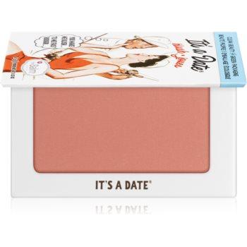 theBalm It's a Date® fard de obraz si fard de pleoape intr-unul singur imagine produs