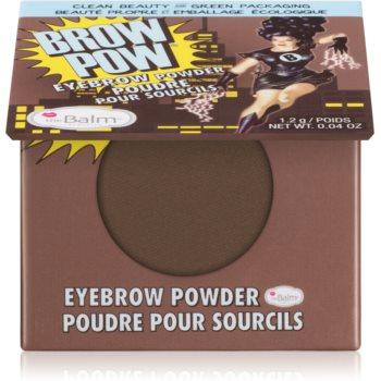 theBalm Browpow® pudrã pentru sprâncene în carcasã magneticã imagine produs