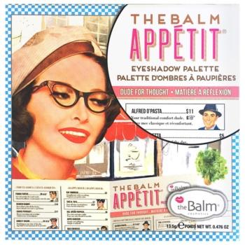 theBalm Appétit paleta farduri de ochi cu oglinda mica 2