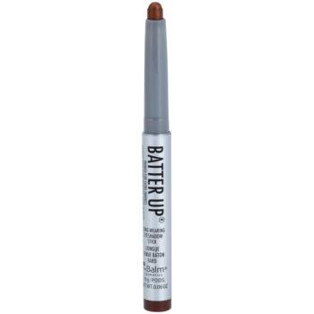 theBalm Batter Up® creion de ochi lunga durata culoare 06 Dugout 1,6 g