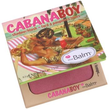 theBalm CabanaBoy fard de obraz si fard de pleoape intr-unul singur 2