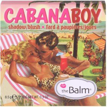 theBalm CabanaBoy fard de obraz si fard de pleoape intr-unul singur 3