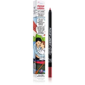 theBalm Pickup Liners creion contur pentru buze
