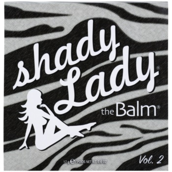 theBalm Shady Lady палетка тіней 2