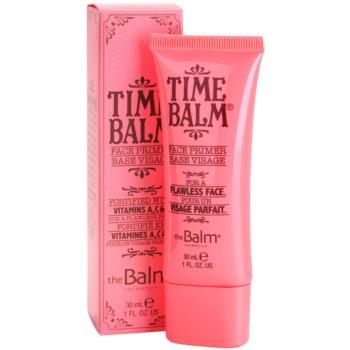 theBalm TimeBalm baza pod makeup do twarzy 1