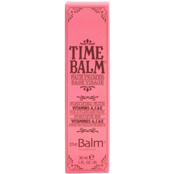 theBalm TimeBalm baza pod makeup do twarzy 3