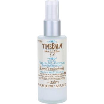 theBalm TimeBalm Skincare Vanilla Oil-Absorbing Face Moisturizer lehký nemastný krém 1