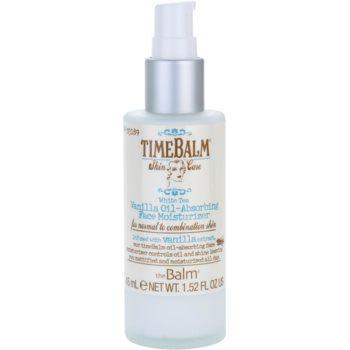 theBalm TimeBalm Skincare Vanilla Oil-Absorbing Face Moisturizer lehký nemastný krém 2