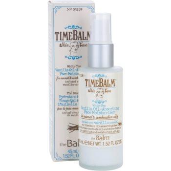 theBalm TimeBalm Skincare Vanilla Oil-Absorbing Face Moisturizer lehký nemastný krém 3