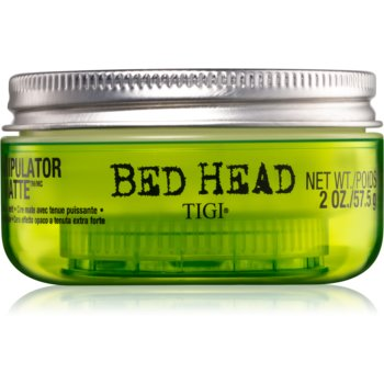 TIGI Bed Head Manipulator Matte ceara mata fixare foarte puternica imagine produs