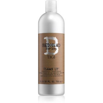 TIGI Bed Head For Men čisticí kondicionér proti padání vlasů 750 ml