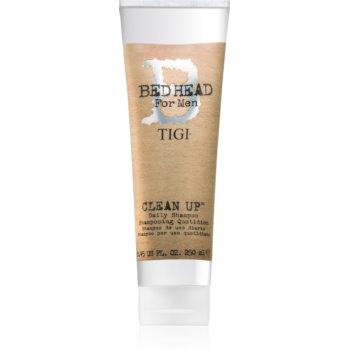 TIGI Bed Head B for Men Clean Up šampon pro každodenní použití 250 ml