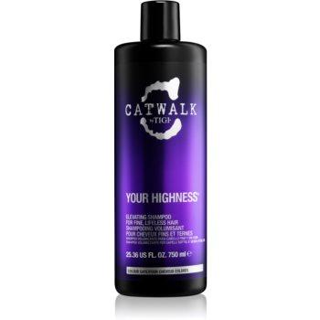 TIGI Catwalk Your Highness šampon pro objem 750 ml