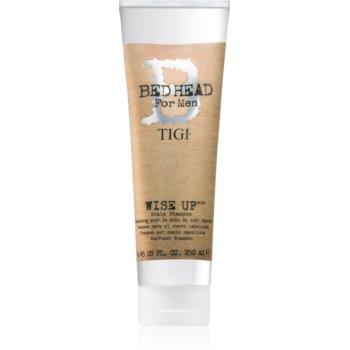 TIGI Bed Head B for Men Wise Up sampon pentru curatare pentru barbati imagine produs