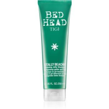 TIGI Bed Head Totally Beachin čisticí šampon pro vlasy namáhané sluncem 250 ml