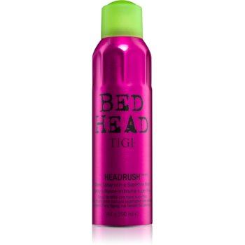 TIGI Bed Head Headrush sprej pro lesk 200 ml