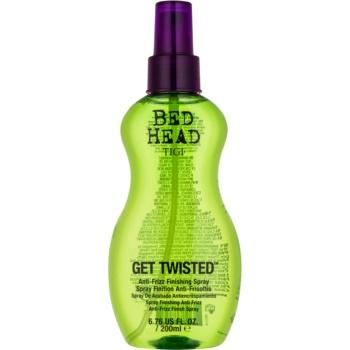 TIGI Bed Head Get Twisted spray de fixare finala anti-electrizare