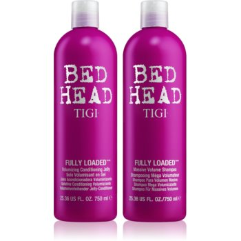 Tigi Bed Head Fully Loaded šampon 750 ml + kondicionér 750 ml dárková sada