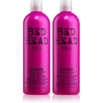 Tigi Bed Head Recharge šampon 750 ml + Recharge kondicionér 750 ml dárková sada